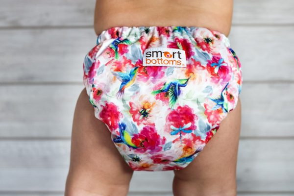 Cloth Diaper Shimmer 2