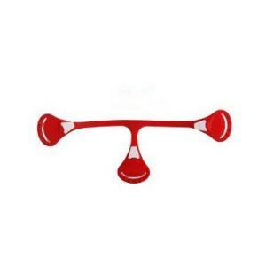 Snappi Original czerwona (Red) rozmiar 1